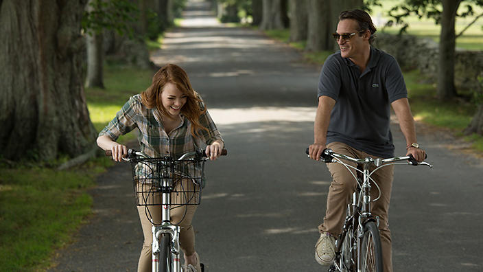Image result for Woody Allen bicycle
